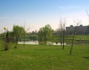 Castelnuovo Rangone parco pubblico Rio Gamberi