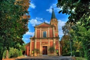 Montale chiesa primncipale del paese s.luca