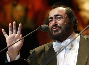 Montale Pavarotti