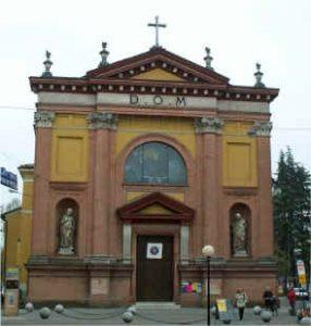 Chiesa - Castelnuovo Rangone