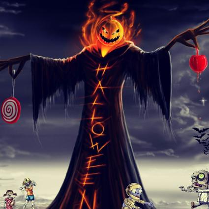 Festa di Halloween a Montale